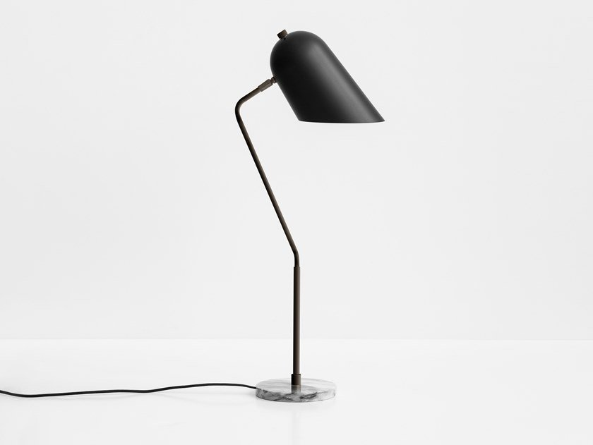 LED direct light table lamp CLIFF | Table lamp by Lambert & Fils