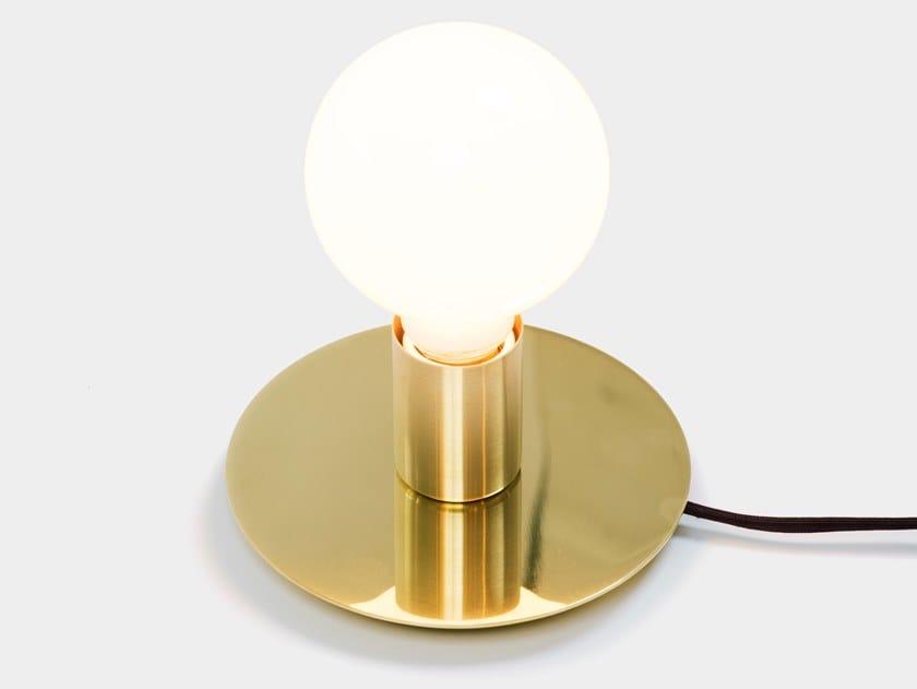 LED direct light table lamp DOT   Table lamp by Lambert & Fils