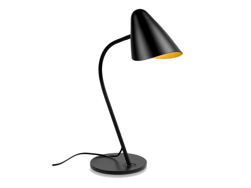Steel table lamp ORGANIC | Table lamp by LEDS C4