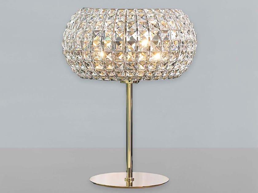 Lampada da tavolo in cristallo NASHIRA | Lampada da tavolo by Marchetti