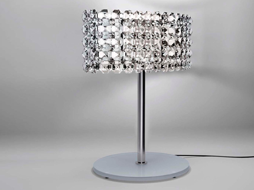 Crystal table lamp BACCARAT | Table lamp by Marchetti
