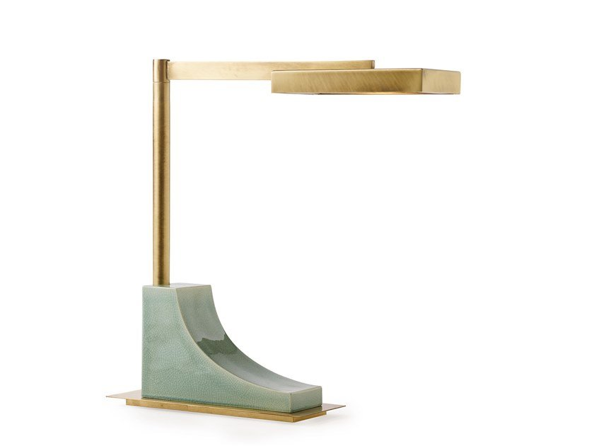 Adjustable table lamp SUNRISE | Table lamp by MARIONI