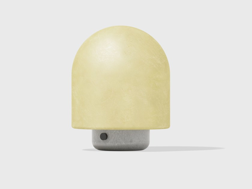LED table lamp PUFFBALL | Table lamp by Matter Made