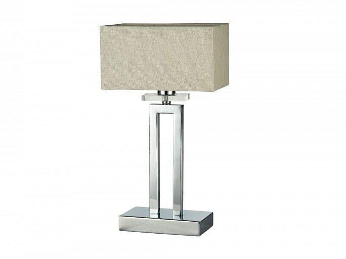 Fabric table lamp MEGAPOLIS   Table lamp by MAYTONI