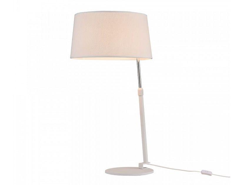 Fabric table lamp BERGAMO | Table lamp by MAYTONI