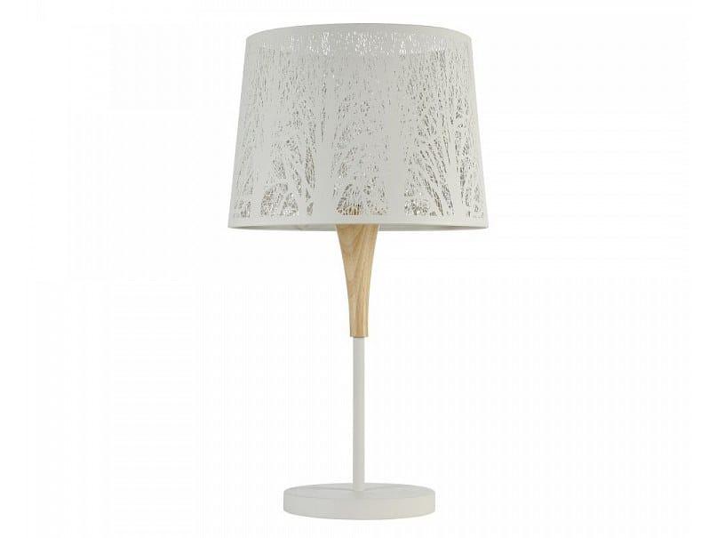 Lampada da tavolo in metallo LANTERN | Lampada da tavolo by MAYTONI