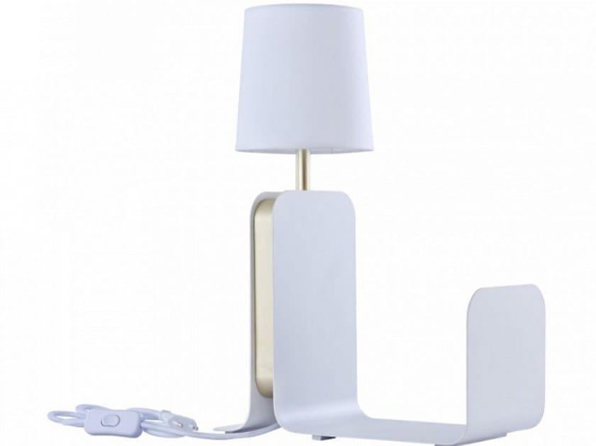 Metal table lamp KARL | Table lamp by MAYTONI