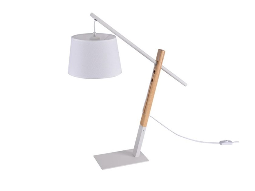 Height-adjustable with swing arm table lamp LAREDO | Table lamp by MAYTONI