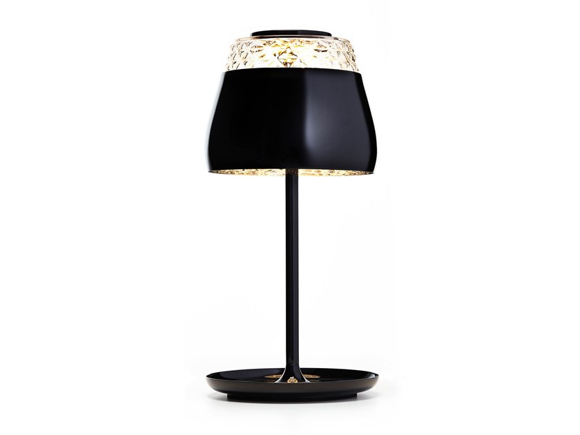 LED metal table lamp with dimmer VALENTINE | Table lamp by moooi