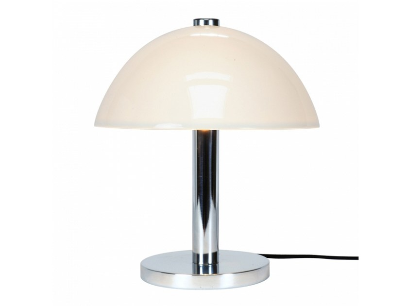 Porcelain table lamp with fixed arm COSMO | Table lamp by Original BTC