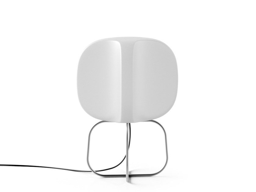 Polyethylene table lamp FOUR LAMP | Table lamp by Plust