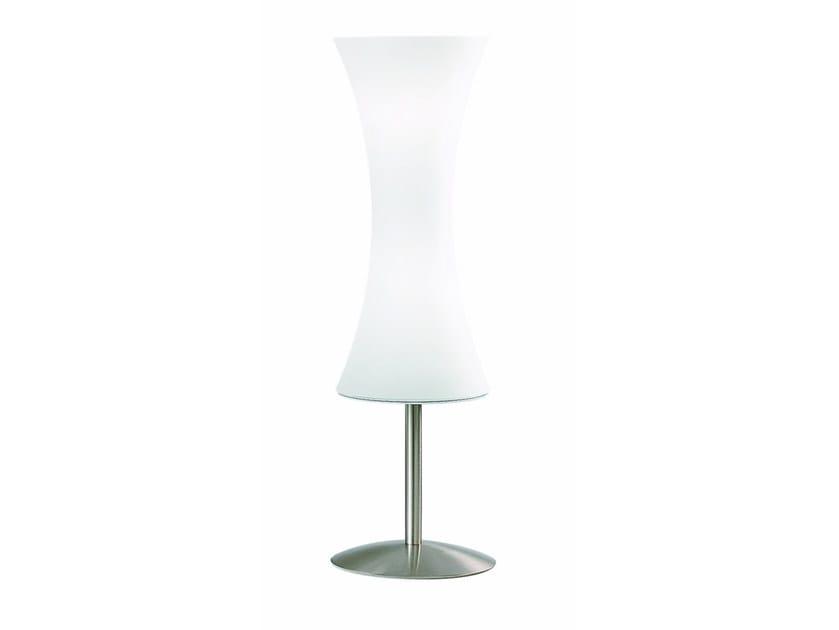 Blown glass table lamp SOPHIA | Table lamp by ROSSINI
