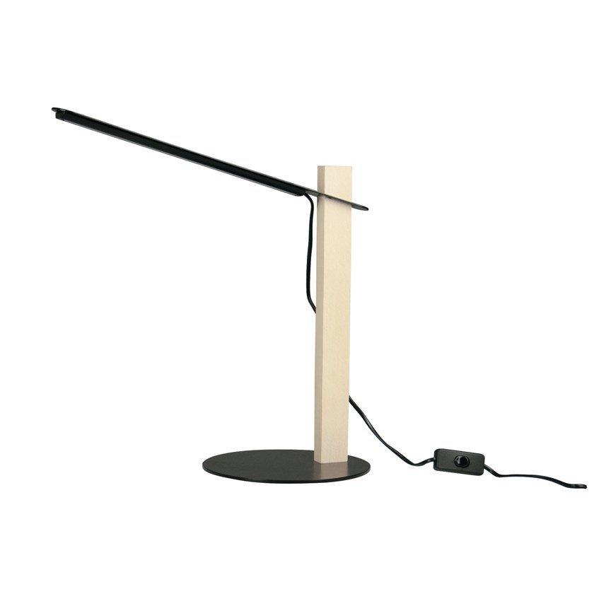 LED table lamp GRIM | Table lamp by LUZ EVA