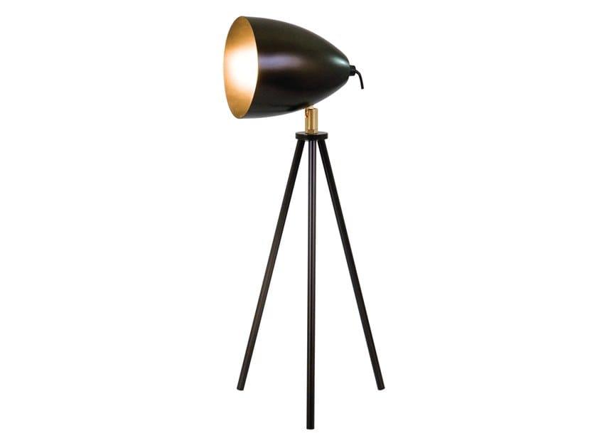 Adjustable metal table lamp OSCAR | Table lamp by LUZ EVA