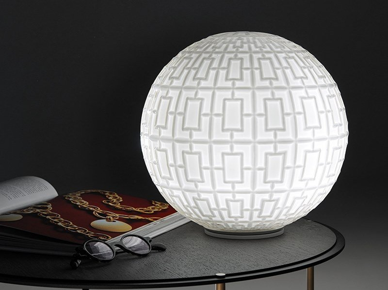 Table lamp BALL | Table lamp by Sforzin