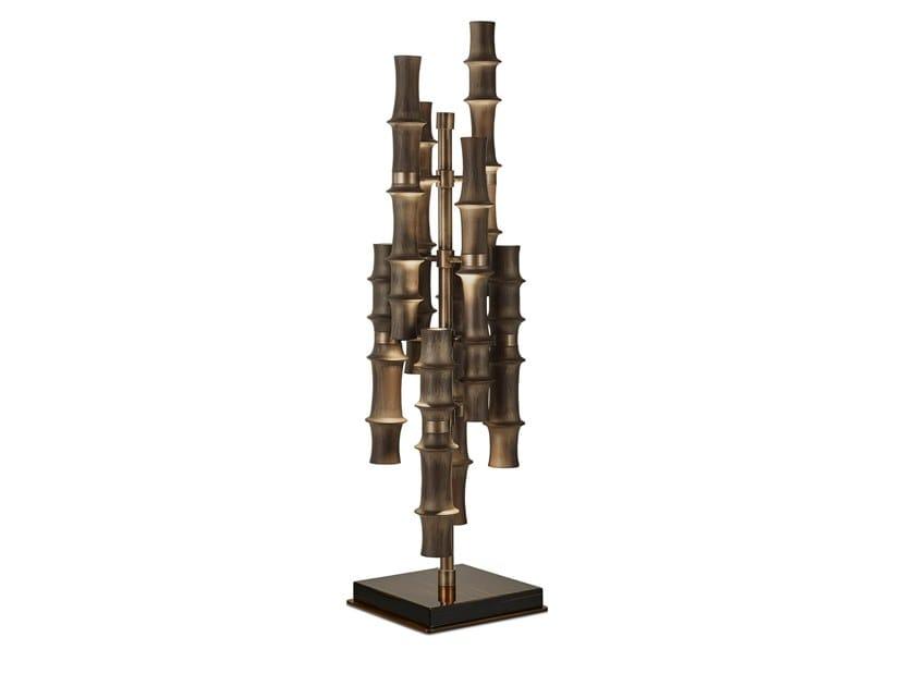 Lampada da tavolo in metallo SIAM | Lampada da tavolo by Sicis