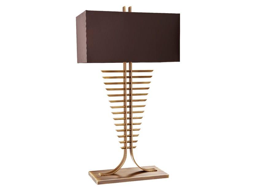 Ida table lamp ida collection by smania halogen stainless steel table lamp ida table lamp by smania aloadofball Choice Image