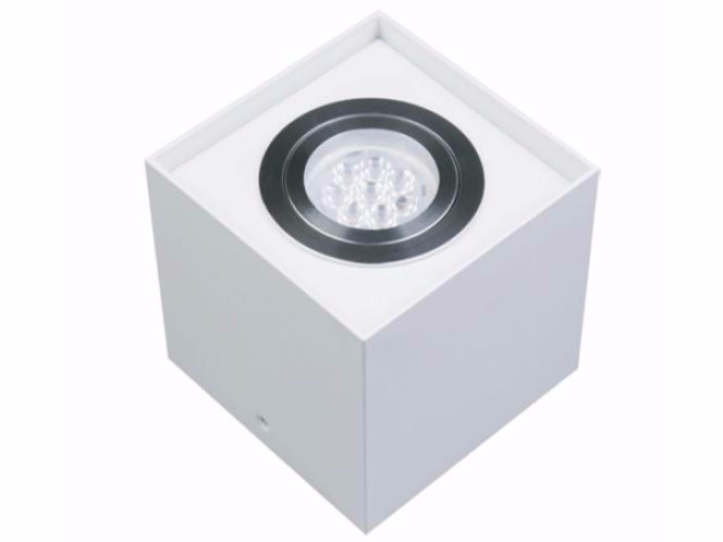 Table lamp / floor lamp KUBE PM | Table lamp by TEKNI-LED