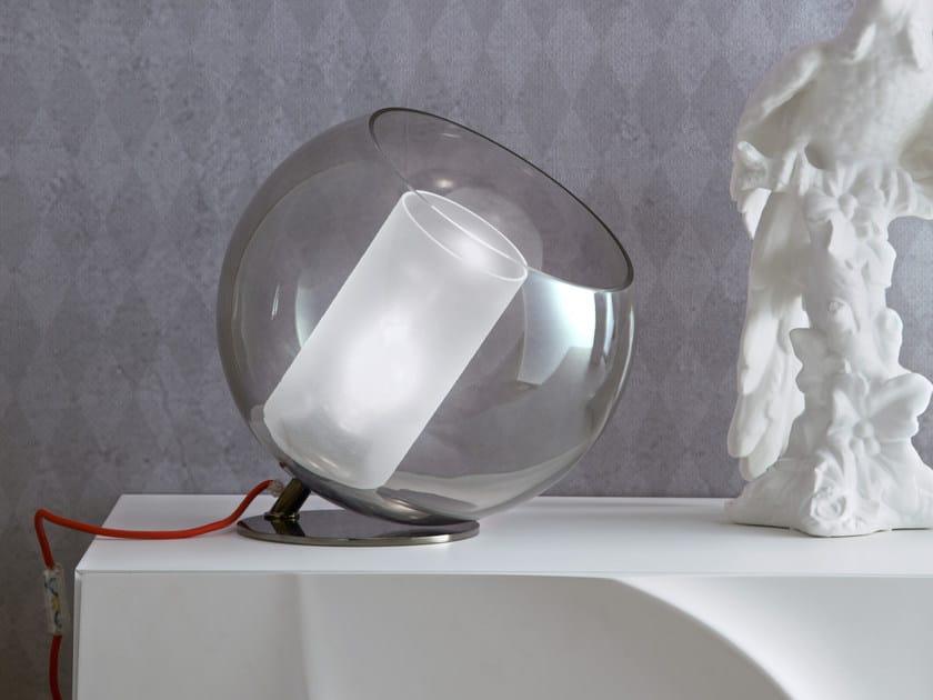 Murano glass table lamp IRIDE | Table lamp by Tonin Casa