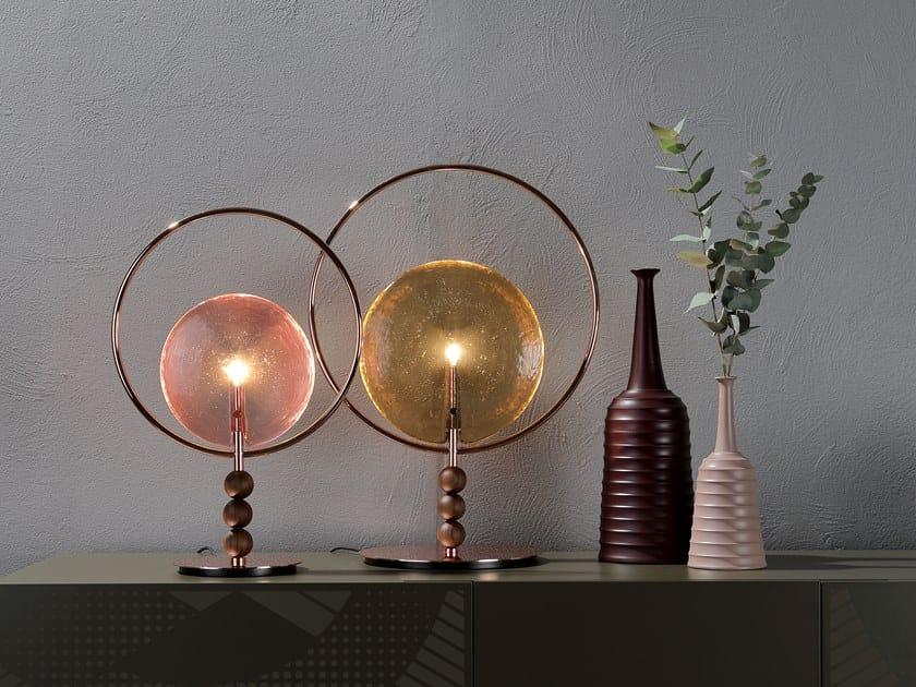 Table lamp DREAMY | Table lamp by Tonin Casa
