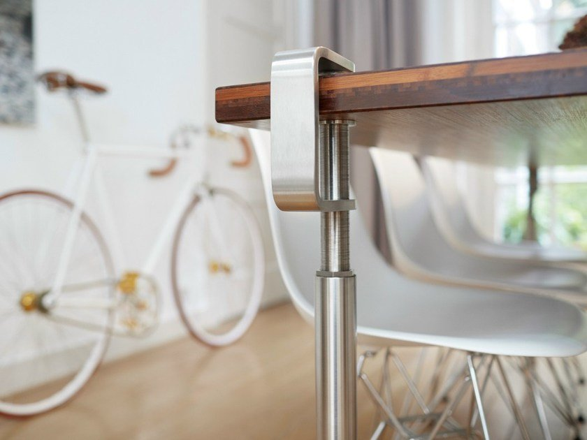 Stainless steel Leg TABLE LEG GRIP by bloomming