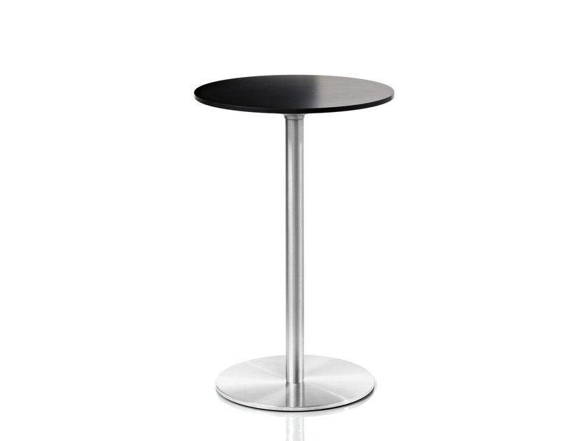 Round HPL table PASSE-PARTOUT | Round table by Magis
