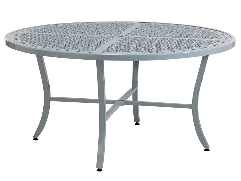 Round aluminium garden table CENTURIAN | Table by Oxley's Furniture