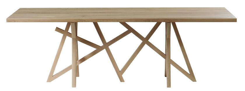 saga table saga collection by roche bobois design christophe delcourt
