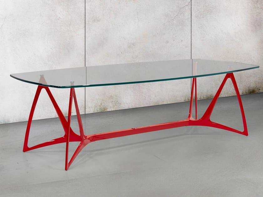 Crystal dining table TLC-888 | Table by Tonino Lamborghini Casa