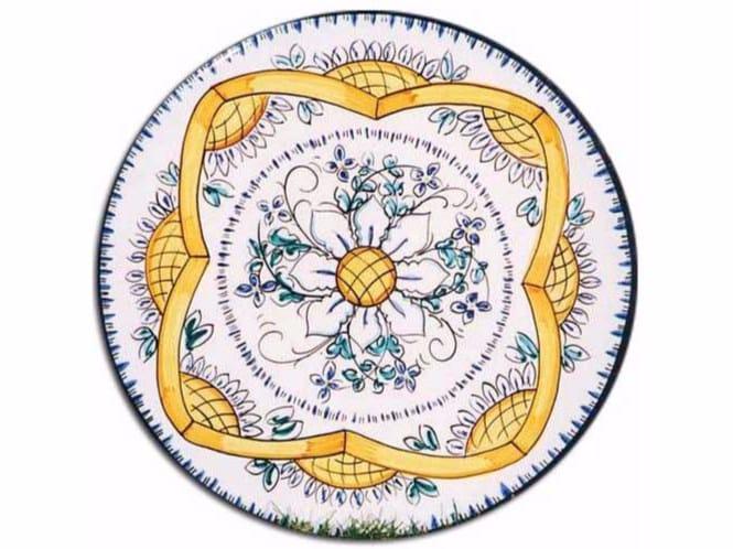 Lava stone Table Top ELDA by Sgarlata