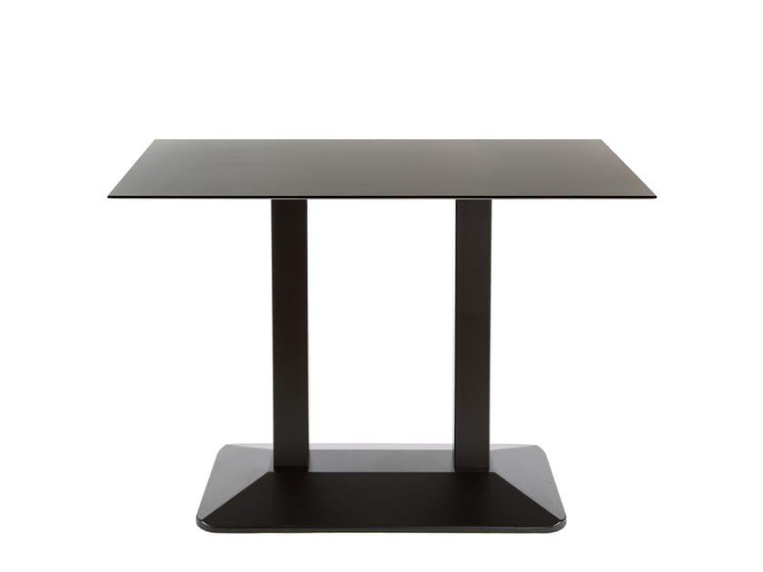 Rectangular HPL contract table BALIS 84 | Table by Vela Arredamenti