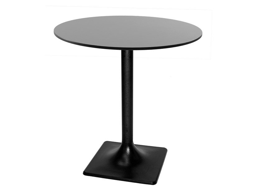 Round HPL contract table BASCO | Table by Vela Arredamenti