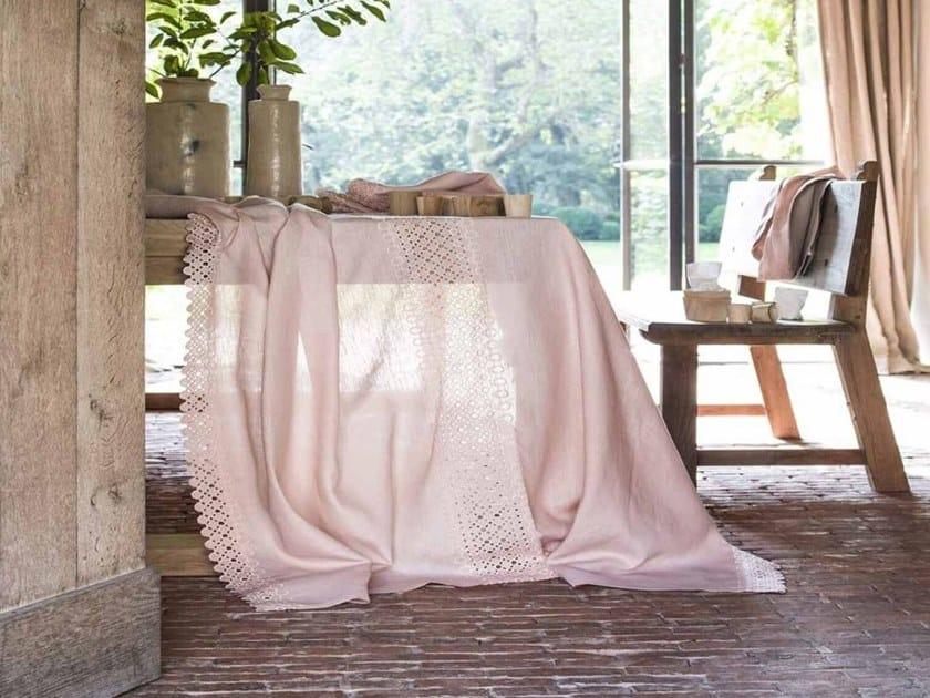 Linen tablecloth MAZARINE | Tablecloth by Alexandre Turpault