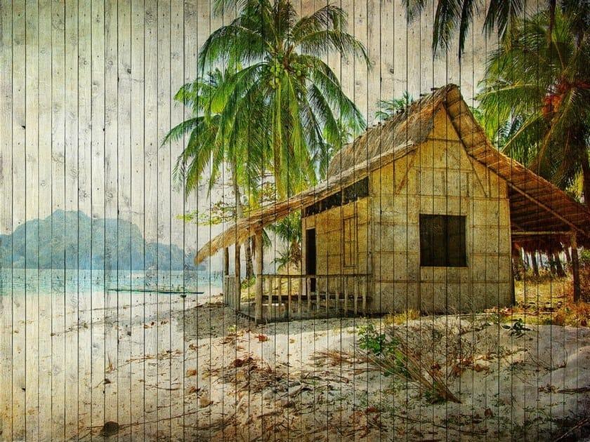 Digital printing landscape wallpaper TAHITI by Architects Paper