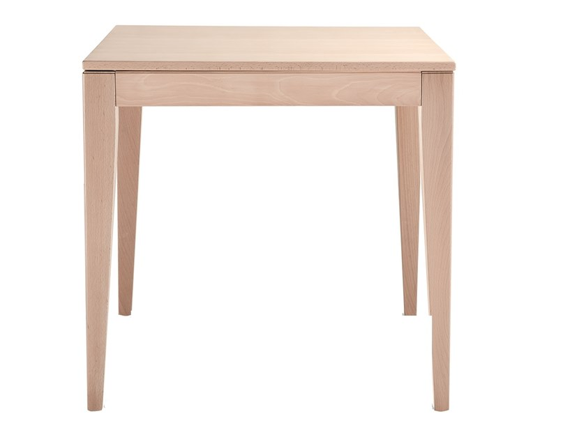 Square table TAI | Table by Sedex