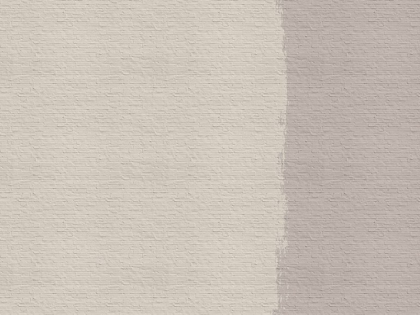 Brick effect Digital printing wallpaper TAINTED LOVE by Architects Paper