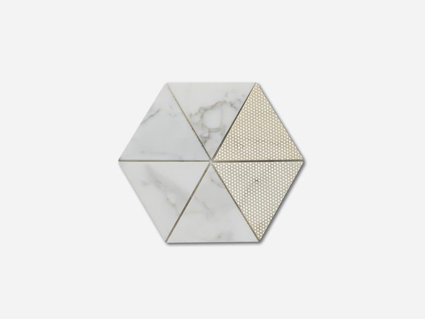 Marble mosaic TAJ MAHAL by AKDO