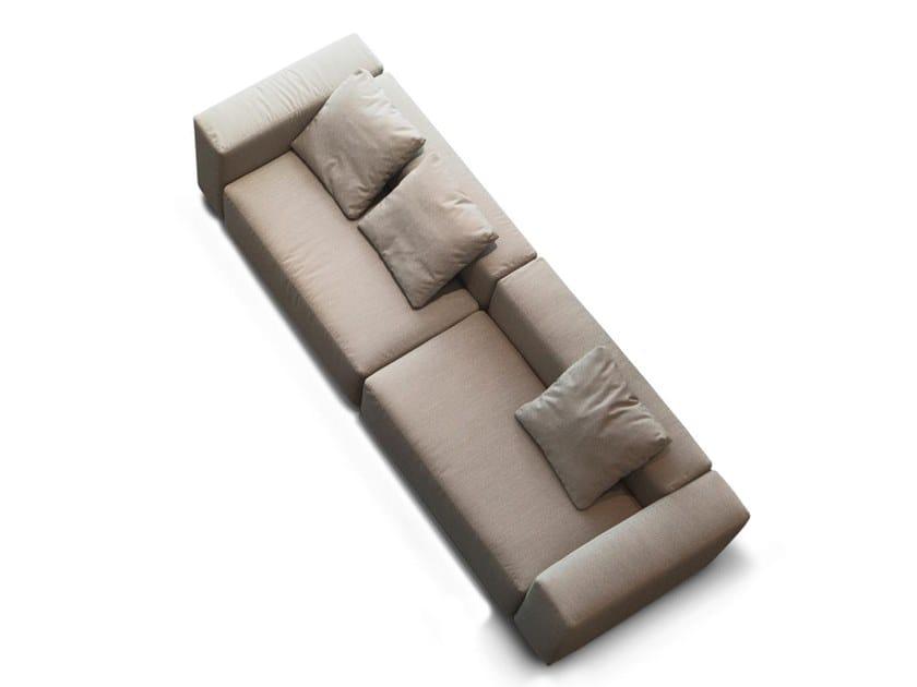 Fabric leisure sofa TAKIMI | Sofa by La Cividina