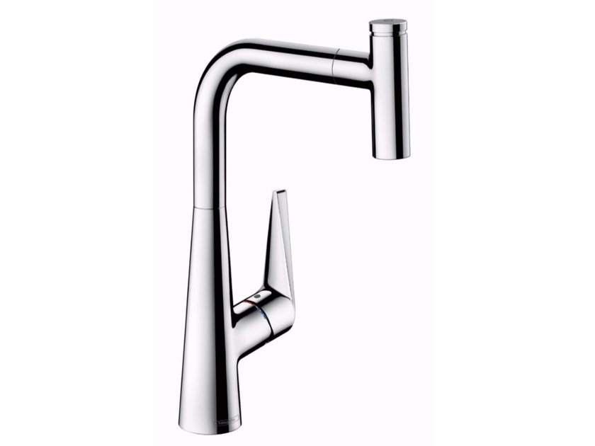 TALIS SELECT | Kitchen mixer tap with pull out spray Talis Select ...