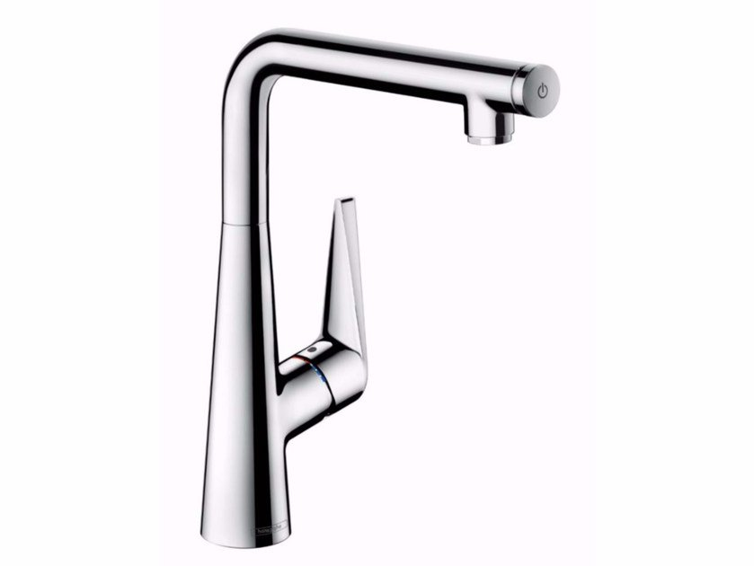 Countertop 1 hole kitchen mixer tap TALIS SELECT | Kitchen mixer tap by hansgrohe