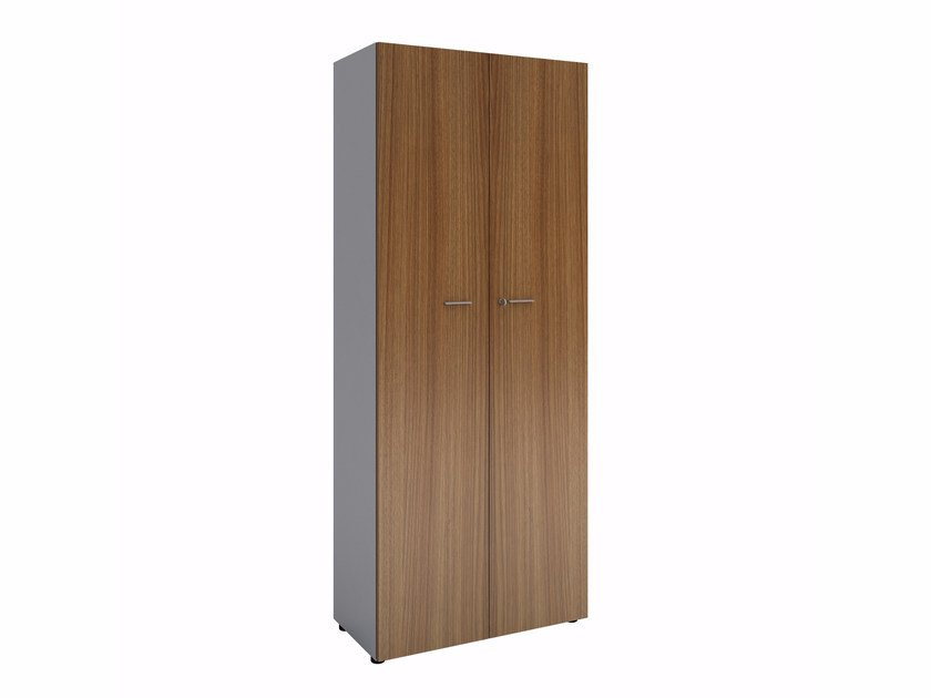 Delicieux Tall Office Storage Unit With Hinged Doors WARDROBES | Tall Office Storage  Unit By Quadrifoglio