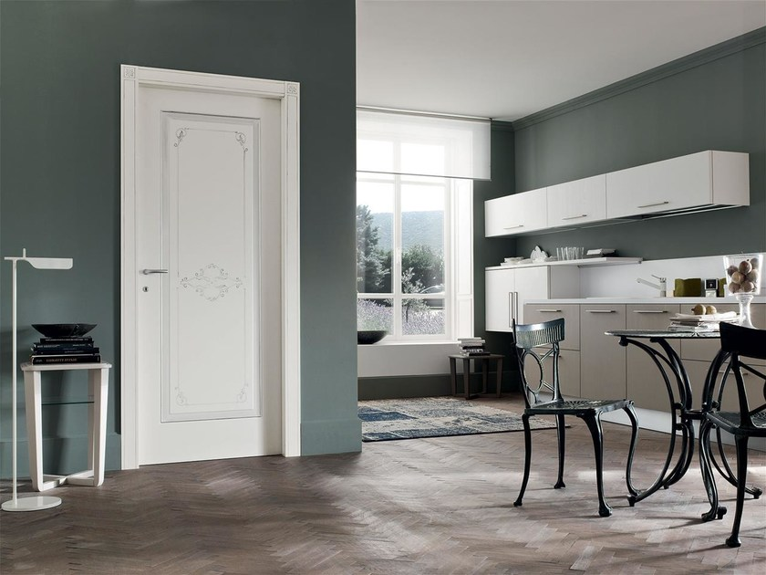 Hinged lacquered door TALLA by Door 2000