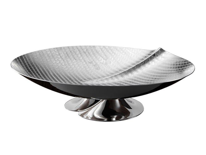 Silver centerpiece TAMADA | Centerpiece by ZANETTO