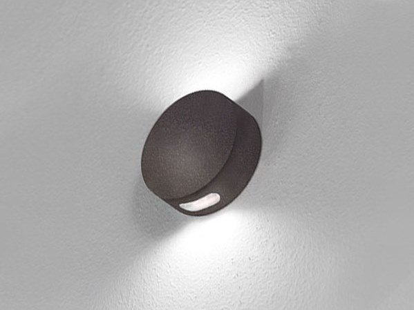 Aluminium wall lamp / ceiling lamp Tango R-H (interior) by BEL-LIGHTING
