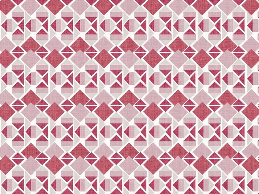 Wallpaper / floor wallpaper TANGRAM #1 by Texturae