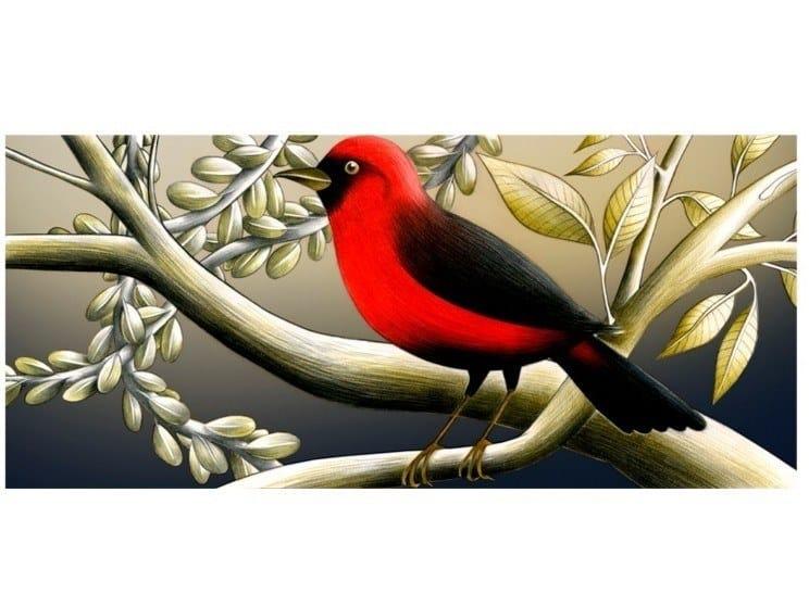 Arazzo RED PAT by Moroso