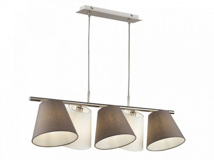 Fabric pendant lamp TARRASA | Pendant lamp by MAYTONI