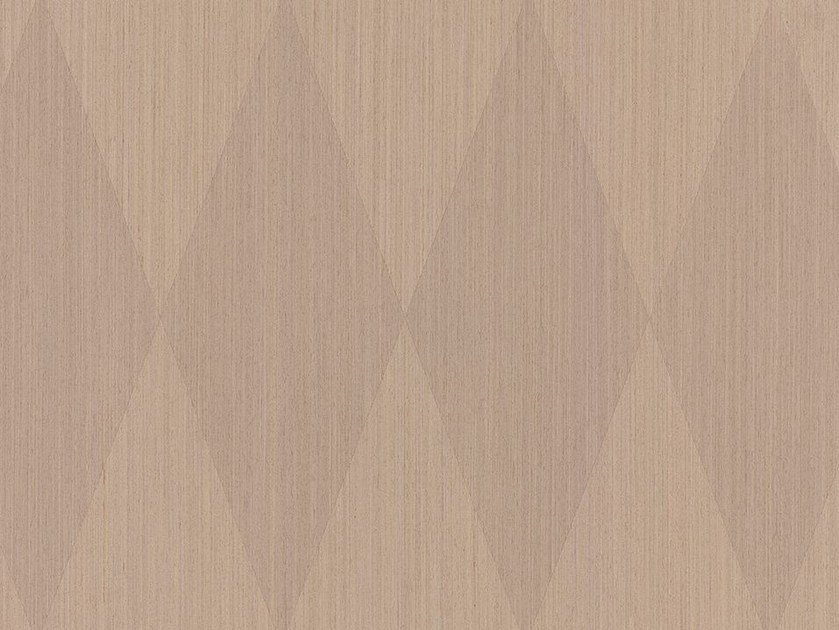 Indoor wooden wall tiles TARSIE 2 WHITE by ALPI