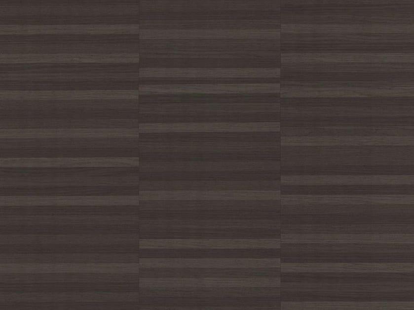 Rivestimento in legno per interni TARSIE 3 BLACK by ALPI