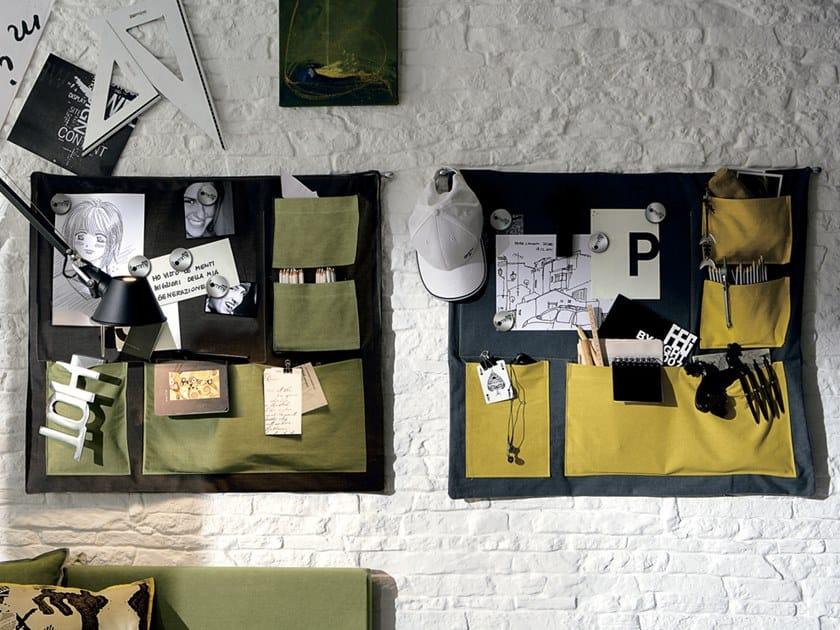 Fabric storage box TASCA | Storage box by Gruppo Tomasella